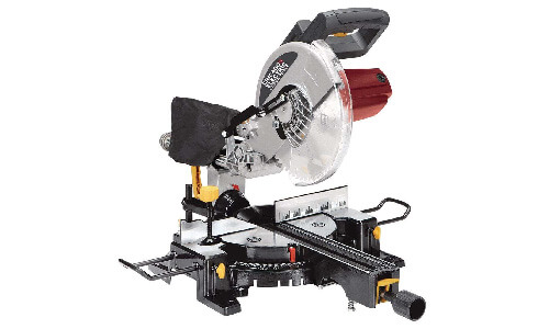 CHICAGO ELECTRIC 10 Inch Sliding Compound Miter Saw