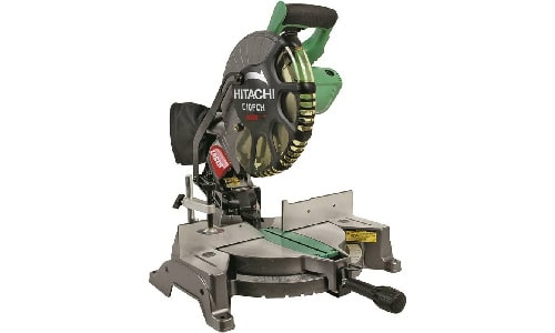 Hitachi C10FCH2 Single Bevel Compound Miter Saw