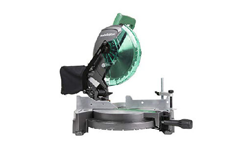 METABO C10FCGS 10-Inch Compound Miter Saw