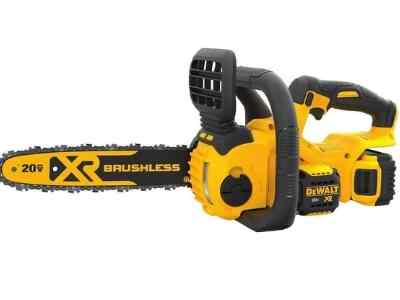 DEWALT 20V MAX XR Chainsaw Kit