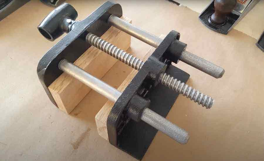 types-of-woodworking-vises